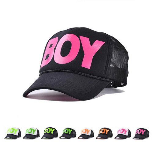 棒球帽/鴨舌帽 撞色鏤空拼接遮陽中性運動棒球帽【YJB-C65】 BOBI  06/23