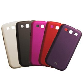 Icover 三星 Samsung Galaxy S3 繽紛系列保護殼 背蓋 手機殼 【葳豐數位商城】