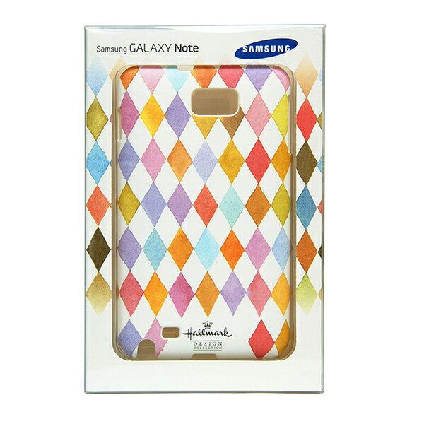 Samsung 三星 Galaxy Note N7000 Hallmark 彩繪殼 背蓋【葳豐數位商城】