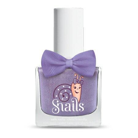 【安琪兒】法國【Snails希臘神話 】兒童水性無毒指甲油-流星紫 - 限時優惠好康折扣