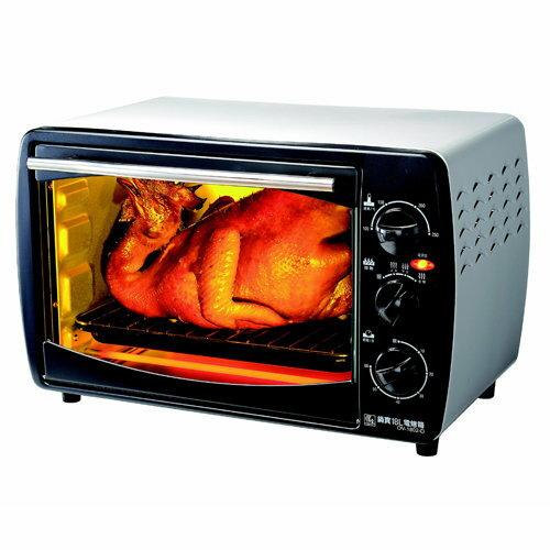 鍋寶 18L多功能電烤箱(OV-1802-D)