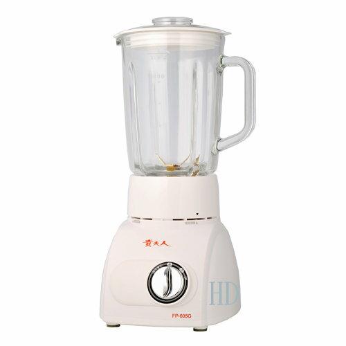 貴夫人果汁研磨調製機(FP-605G) 白色