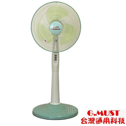 台灣通用14吋節能立扇(GM-1457)