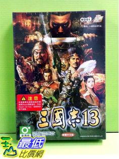 (現金價) 現貨 PC版 三國志 13 亞版 中文版