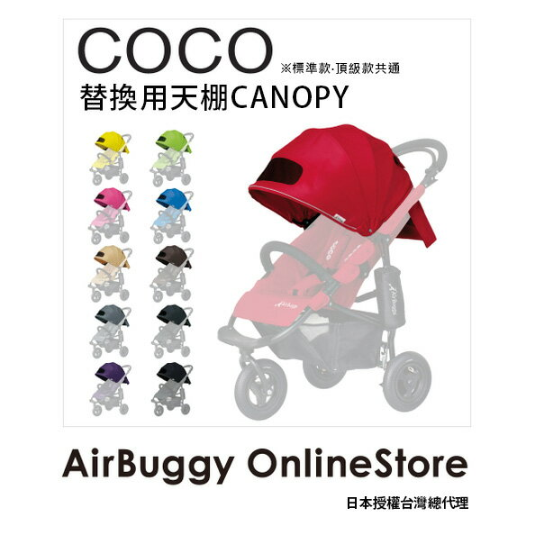 AirBuggy COCO上罩組