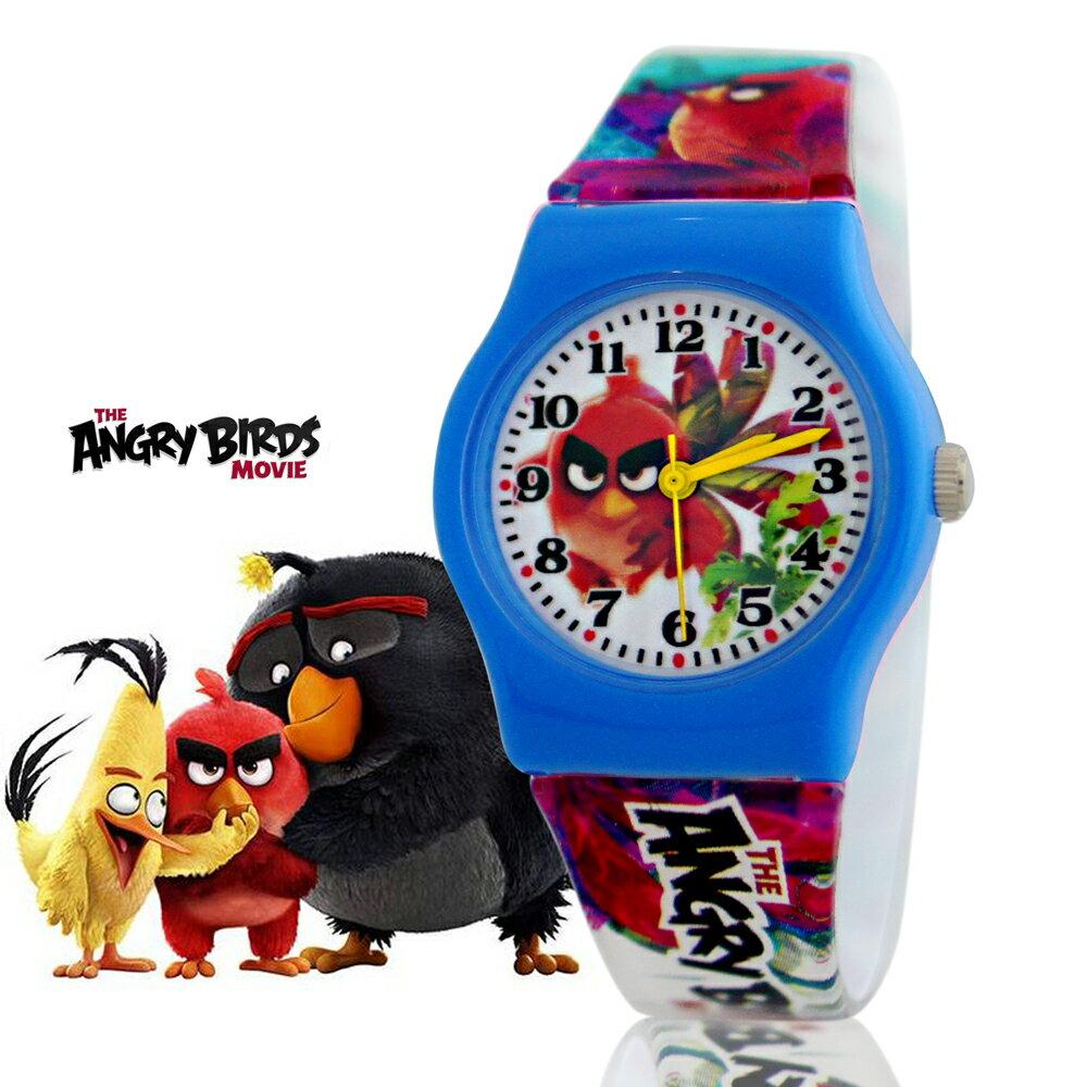 Angry Birds 憤怒鳥正版授權卡通休閒膠錶 - 奔跑瑞德 1
