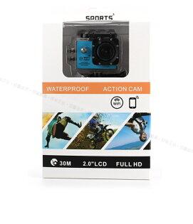 山狗4代SJ6000/SJ7000運動相機1080P高清運動攝像機DV航拍FPV防水wifi版