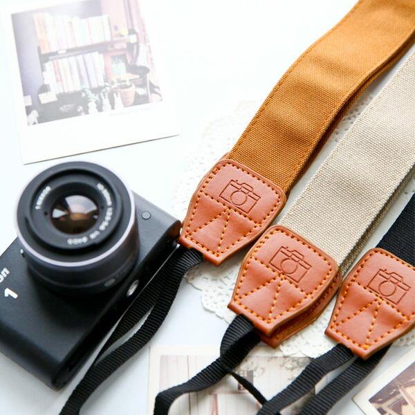 減壓相機背帶 帆布款 附轉接環 5N GF3 GF5 5R 5T EX2 EX1 G12 G15 GF6 J3 Mini8 ZR1000 GC100 NX300 ZR1200【B030021】