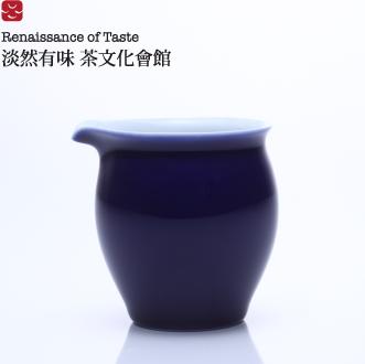 【淡然有味】祭藍色茶海 ● 茶具組