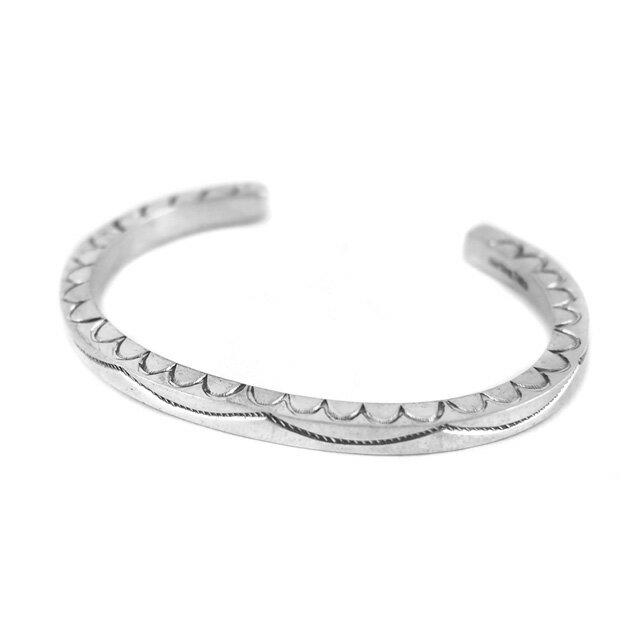 【海外訂購】【Indian Jewelry】印地安圖騰方形手鐲(花紋隨機出貨)(Navajo-026-R) 8
