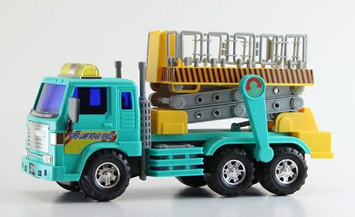 小小家 磨輪交通號誌維修車 32816 3
