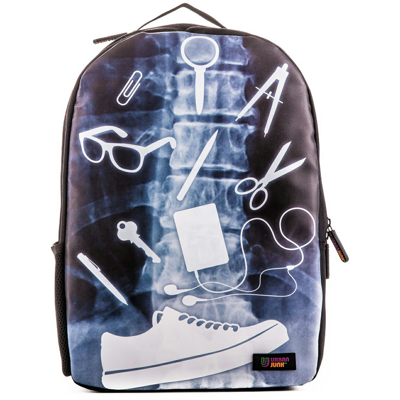 Urban Junk X-Ray Student Backpack 0