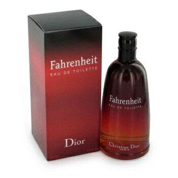 Fahrenheit by dior eau de toilette vaporizador 50 ml 0