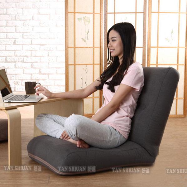 ~姍伶~  日式高背加厚護脊美臀和室椅 五段調節
