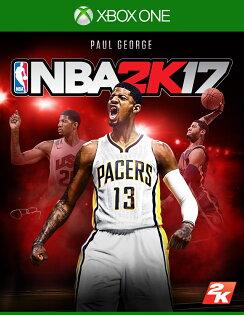 預購中 9月發售 中文版 [普通級] XBOX ONE NBA 2K17