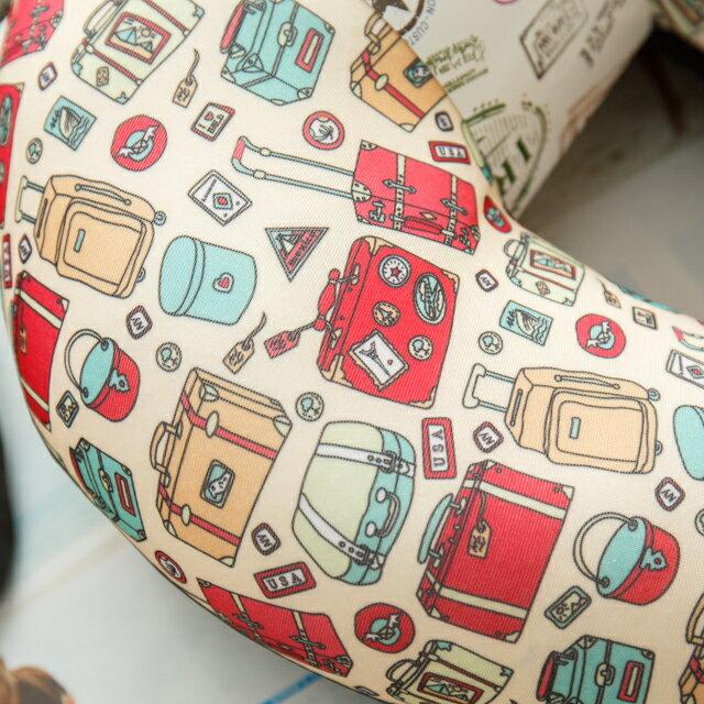 旅人眼罩+頸枕  紓壓/休息 便利實用   3色可選 5