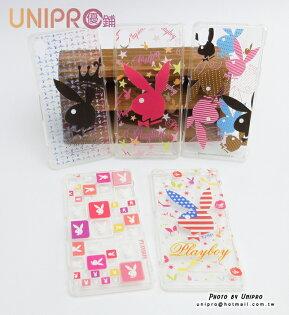 【UNIPRO】SONY Xperia Z3 PLAYBOY 兔子 滿版 透明 TPU 軟殼 手機殼 保護套