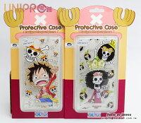 航海王週邊商品推薦【UNIPRO】 SONY C3 航海王 One Piece 手機殼 TPU 透明 軟殼 保護套 魯夫 布魯克 海賊王