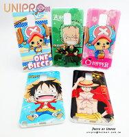 航海王週邊商品推薦【UNIPRO】Samsung Note4 航海王 One Piece 手機殼 TPU 保護套 手機殼  海賊王 魯夫 索隆 喬巴