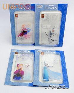 【UNIPRO】HTC Desire 820 冰雪奇緣 FROZEN TPU透明 手機殼 保護套 ELSA 雪寶 安娜