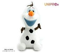 【UNIPRO】迪士尼 正版授權 冰雪奇緣 FROZEN 雪寶 絨毛玩偶 娃娃