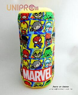 【UNIPRO】復仇者聯盟Marvel 圓柱枕 抱枕 鋼鐵人 索爾 美國隊長 黑寡婦 全員大集合抱枕 正版