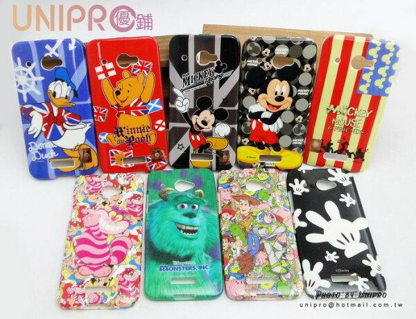 【UNIPRO】HTC Butterfly x920d 蝴蝶機 迪士尼 米奇 維尼 毛怪 妙妙貓 胡迪 TPU軟殼手機殼
