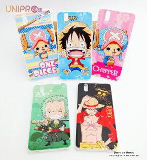 【UNIPRO】 鴻海 Infocus M810 航海王 One Piece 手機殼 TPU 保護套 海賊王