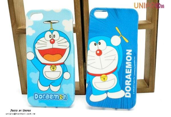 UNIPRO iPhone 5 5S 哆拉A夢 小叮噹 Doraemon 手機殼  軟殼 保護套