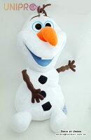 【UNIPRO】冰雪奇緣 FROZEN 雪寶 超大絨毛玩偶 娃娃 55公分 迪士尼正版授權