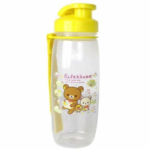 『121婦嬰用品館』朴蜜兒拉拉熊PP水壺500cc-黃, 粉 0