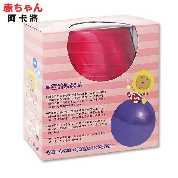 奶油獅 韻律平衡球~感覺統合系列~65cm
