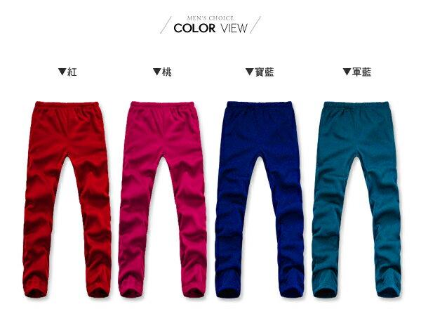 ☆BOY-2☆【PK299】情侶MIT保暖縮口運動棉褲 1