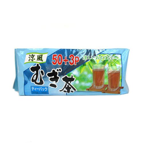 有樂町進口食品 日本進口 涼風麥茶 4969042552235 - 限時優惠好康折扣