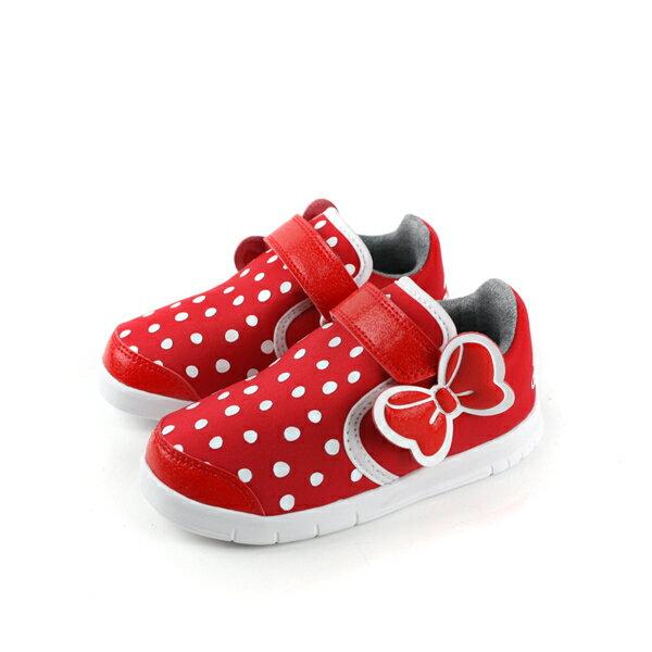adidas Disney M&M CF I 休閒鞋 紅 小童 no232