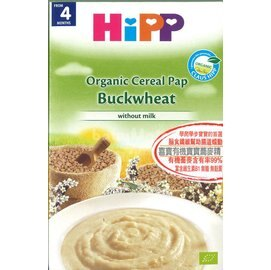HiPP喜寶 - 有機寶寶蕎麥精 200g 0