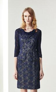 林廷芬服裝設計-Ava-日本蕾絲