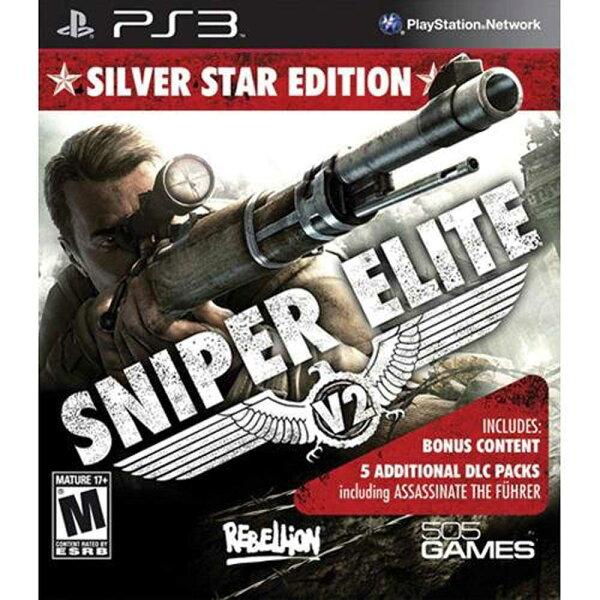 PS3 狙擊精英 V2 銀星年度特別版 SNIPER ELITE V2 英文美版 (狙擊之神 V2