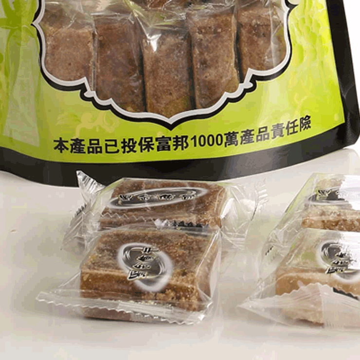 【黑金傳奇】黑糖冬瓜寒天(大顆,455g) 2