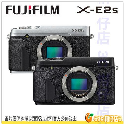 送32G+副電+相機包等好禮 富士 Fujifilm X-E2s BODY 單機身  恆昶公司貨 微單 全自動 XE2S XE2