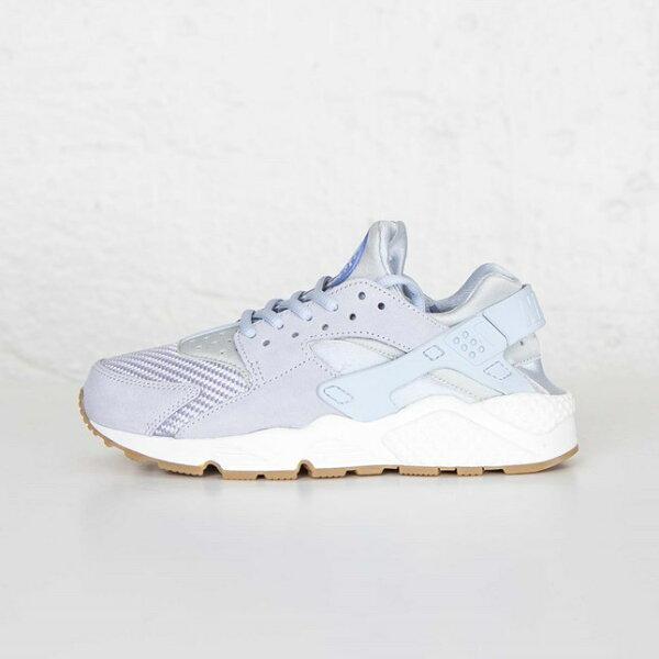 Nike Air Huarache 淺紫 男女情侶鞋