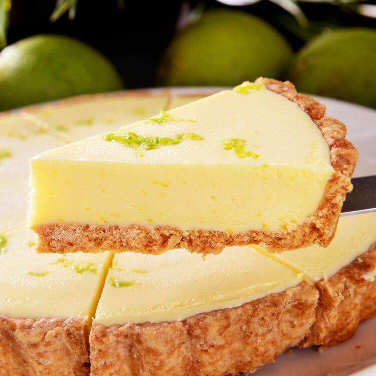 凍感檸檬派6吋❤新鮮檸檬製作