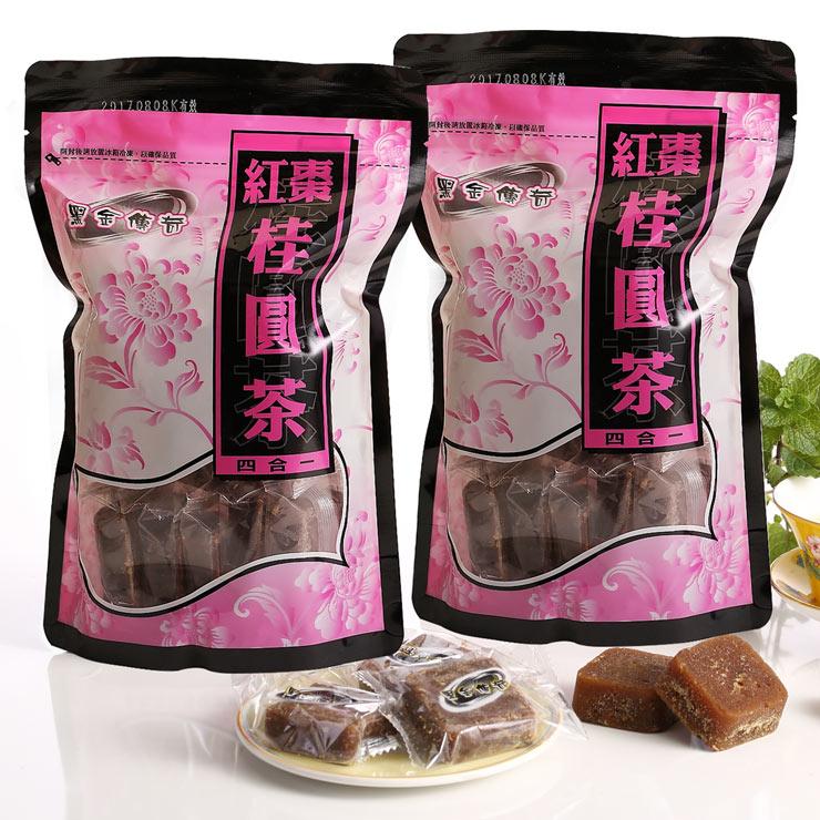 【黑金傳奇】黑糖紅棗桂圓茶(大顆,455g) 0