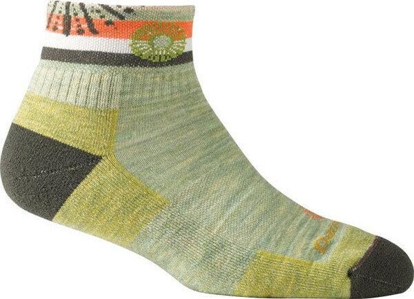 DARN TOUGH 美國 | Daphne 1/4 Sock Cushion女休閒短襪 | 秀山莊(DT1915)