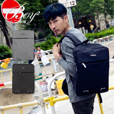 ☆BOY-2☆【NQA5081】後背包 麻布質感機能包 0