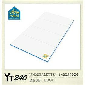 韓國【CreamHaus】奶酪屋冰雪地墊YT240 1