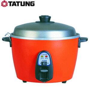 ✈皇宮電器✿ TATUNG 大同 6人份不銹鋼配件電鍋TAC-06K-DR/G 好用又省電 每使用一次可省18%電費 蒸、煮、滷、燉料理樣樣行