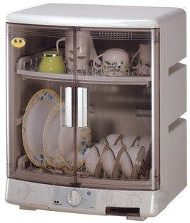 免運 ✈皇宮電器✿ 名象 10人份 雙層直立式手動烘碗機 TT-867 超大容量
