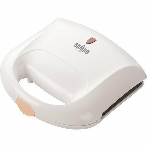✈皇宮電器✿ SAMPO 聲寶 自動溫控鬆餅機 TG-L7061L 可拆式不沾黏烤盤 一次製作兩片鬆餅