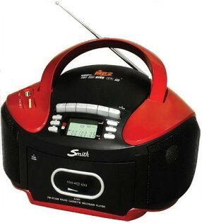 ✈皇宮電器✿ 史密斯Smith手提CD/MP3/USB/SD/卡帶/搖控收錄放音機 A-501 ~~台灣製造